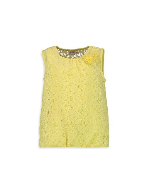 LC Waikiki Bluz Sarı